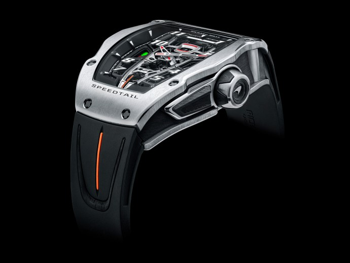 Richard Mille RM40-01 Automatic-Tourbillon Mclaren Speedtail