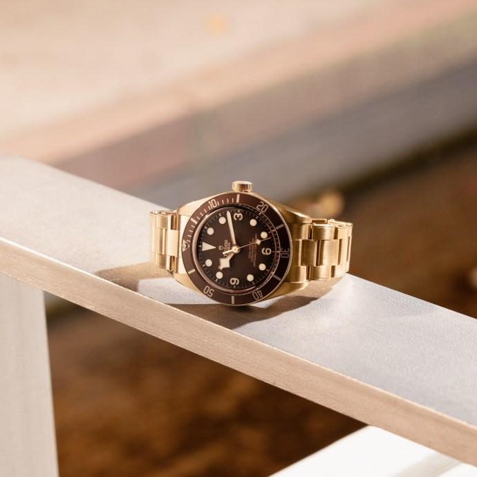 Tudor Black Bay Fifty-Eight Bronze M79012M-0001