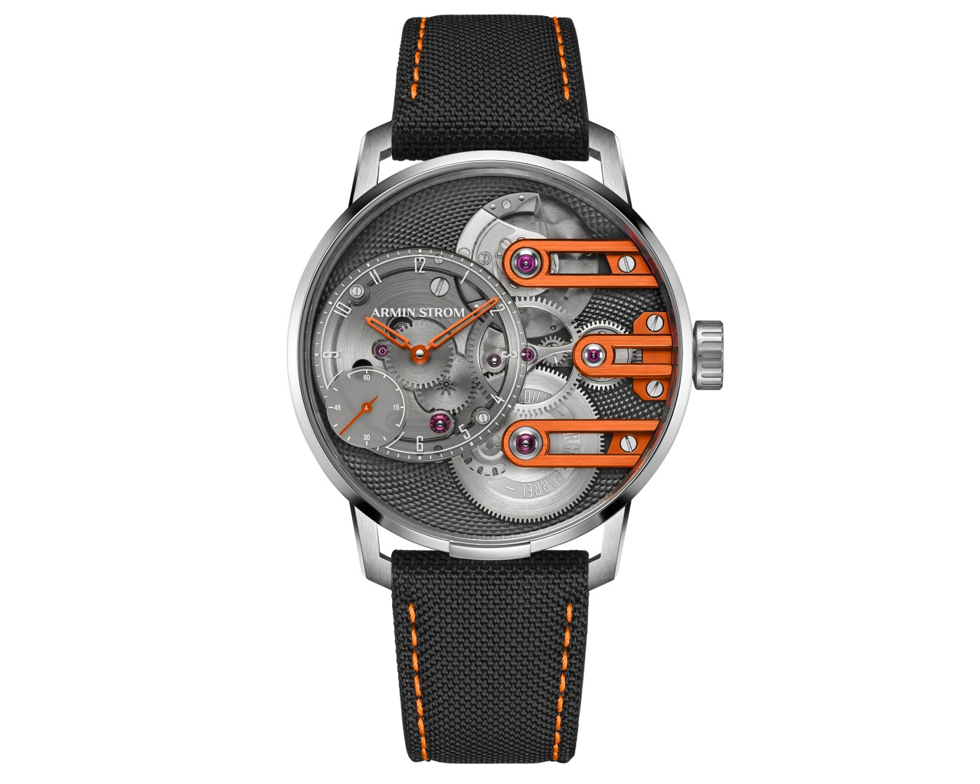 Armin Strom Gravity Equal Force Only Watch 2021 front