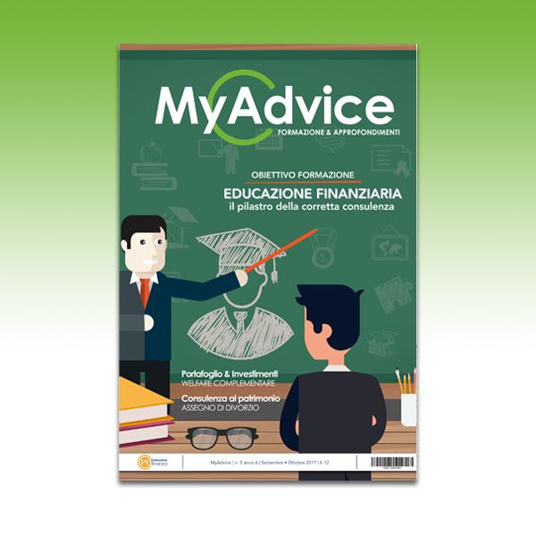 MyAdvice - settembre/ottobre 2017