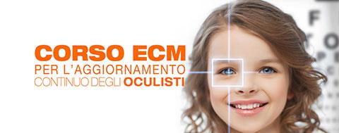 Corso ECM FAD Professione Farmacia di Medical Evidence-Per l'aggiornamento continuo di Oculisti e Ortottisti