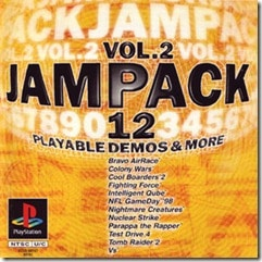 Jampack Demo Disc