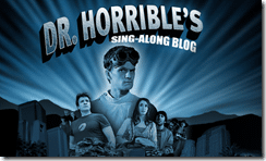 Dr Horrible Logo