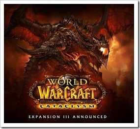 World of Warcraft Cataclysm Deathwing