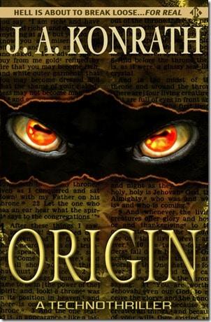Origin by JA Konrath