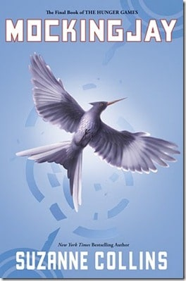 hunger games trilogy book review mocking jay
