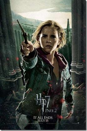 Hermione Granger - Deathly Hallows Part 2