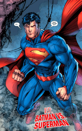 New 52 Justice League - Superman