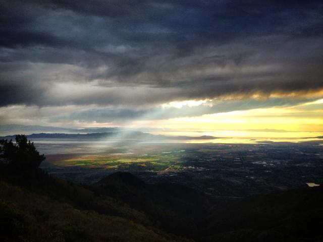 4 September 2013 Francis Peak to Thurston2