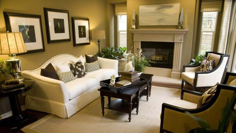 Selecting End Tables For Your Living Room – Professor'S House