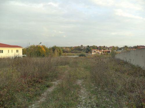 10 ha pentru locuinte, scoli, sala polivalenta in Bucuresti