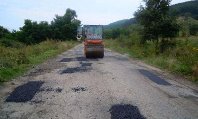 19 mil euro pentru drumurile judetene din Sibiu