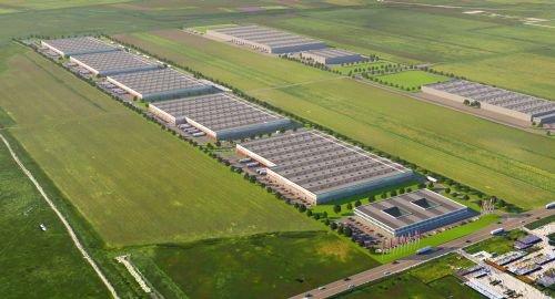 Un vast proiect imobiliar va fi dezvoltat langa Constanta