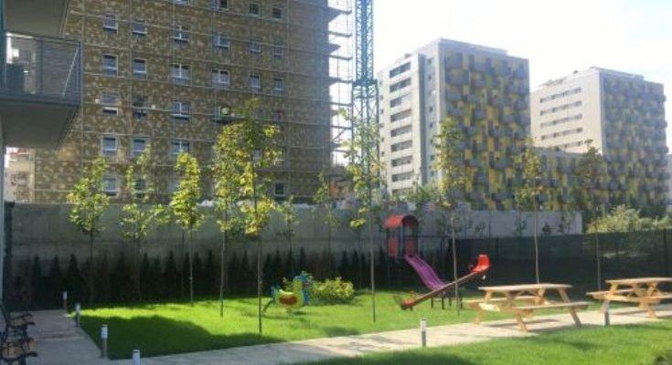 Viitor ansamblu cu 220 de apartamente in Bucuresti