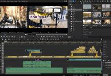 صورة برنامج المونتاج ايديوس Edius .. مع فيديو تعليمي