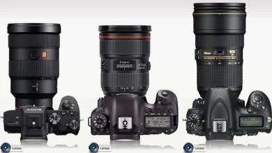 صورة كانون أم نيكون؟!.. ماهي أفضل كاميرا لدى المصورين الصحفيين وهل سيغيرون من كاميرات DSLR إلى الكاميرات بدون مرآة؟