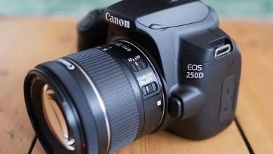 صورة كل ما تريد معرفته عن كاميرا كانون Canon 250d من مواصفات وميزات