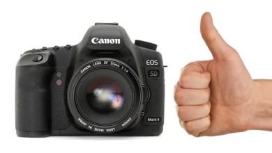 Photo of كانون 5 دي الإصدار الثاني Canon 5D Mark II هي أفضل كاميرا مستعملة للمبتدئين