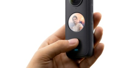 صورة الإعلان عن كاميرا Insta360 ONE X2