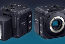 صورة الإعلان عن LUMIX BGH1 من باناسونيك – كاميرا على شكل صندوق مع مستشعر MFT
