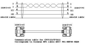 Profibus Connector » CP 5512