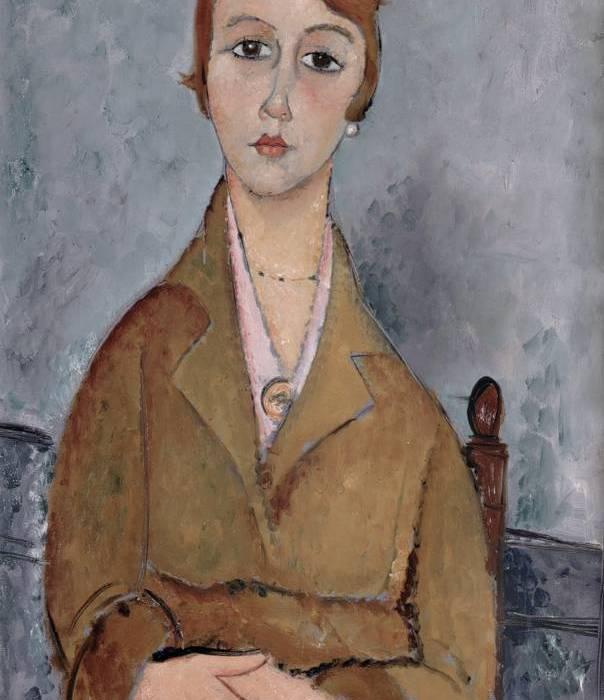 Modigliani in mostra al Palazzo Ducale a Genova