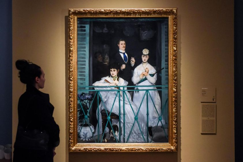 Manet al Palazzo Reale a Milano