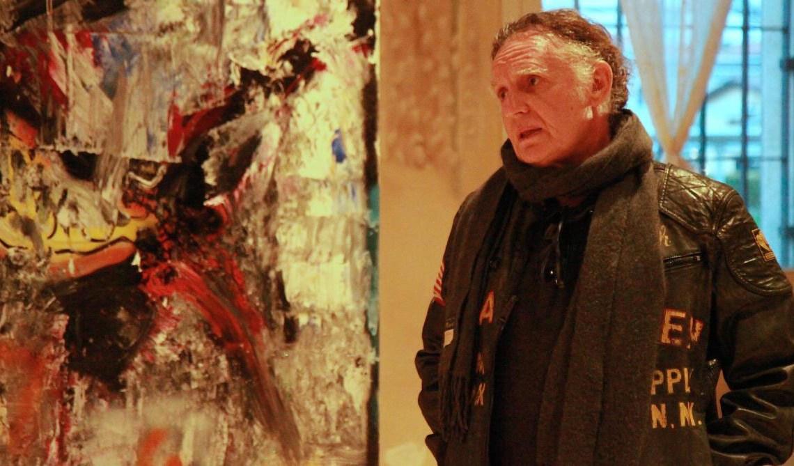 "200 opere per ""Mapping"": la personale di Julien Friedler a Palermo"