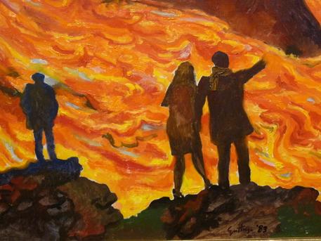 Io, Renato Guttuso – La mostra a Noto
