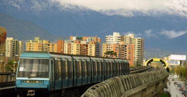 metro Χιλή