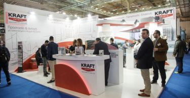 Kraft Paints στη HORECA
