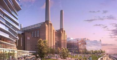 Nine Elms: Mega project στο Λονδίνο