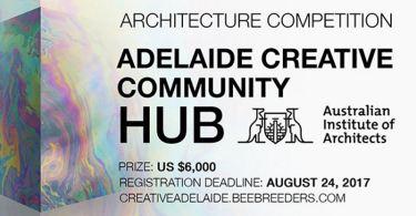 Διαγωνισμός Adelaide Creative Community Hub