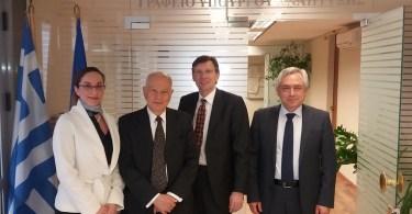 Ελληνική Ένωση Αλουμινίου συνάντηση με Υπουργό Οικονομίας και Ανάπτυξης