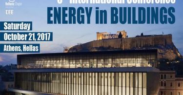 Energy in Buildings 2017