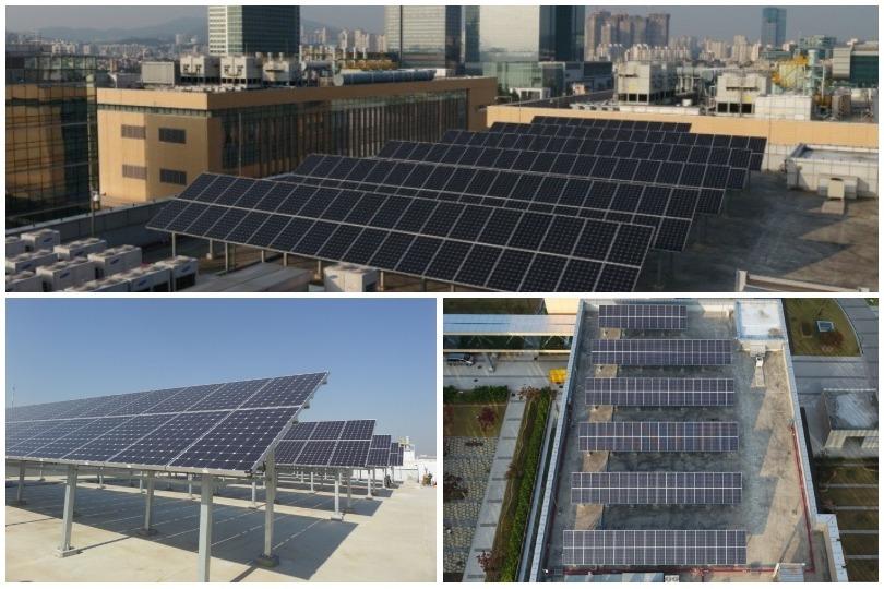 Samsung ανανεώσιμες πηγές