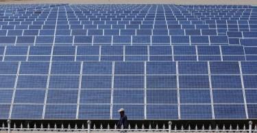 Κίνα φωτοβολταϊκά