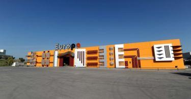 Europa-Profil-Αλουμίνιο-εργοστάσιο