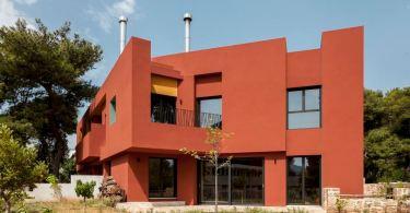 Aluminco-κατοικία