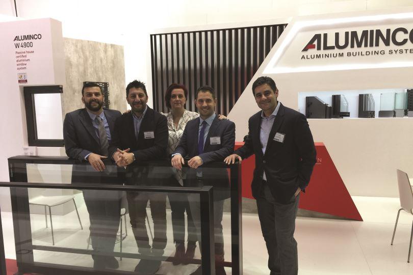Aluminco-BAU-2019