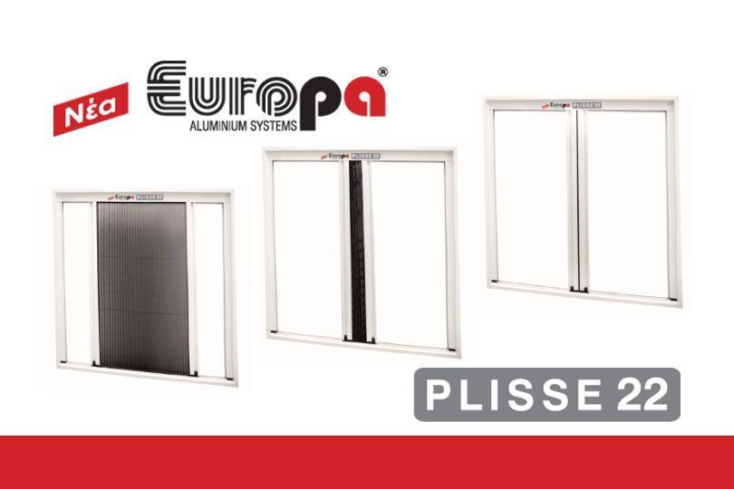 EUROPA PLISSE 22