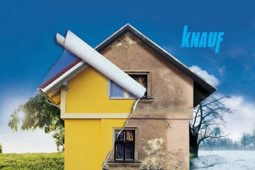 Knauf θερμομόνωσης