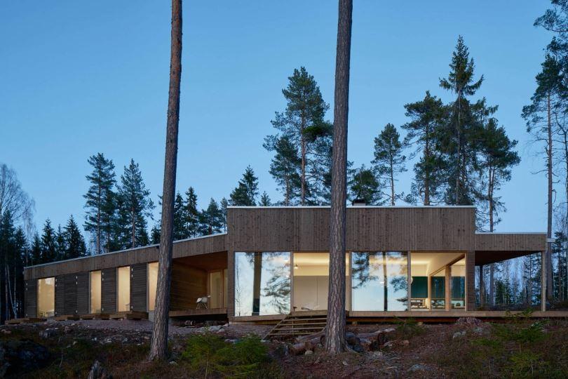 Dalarna-House