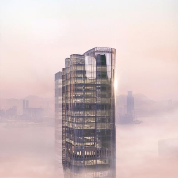πύργος-λουλούδι-ουρανοξύστης