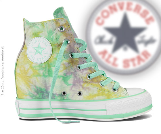 Converse Chuck Taylor All Star Platform Plus