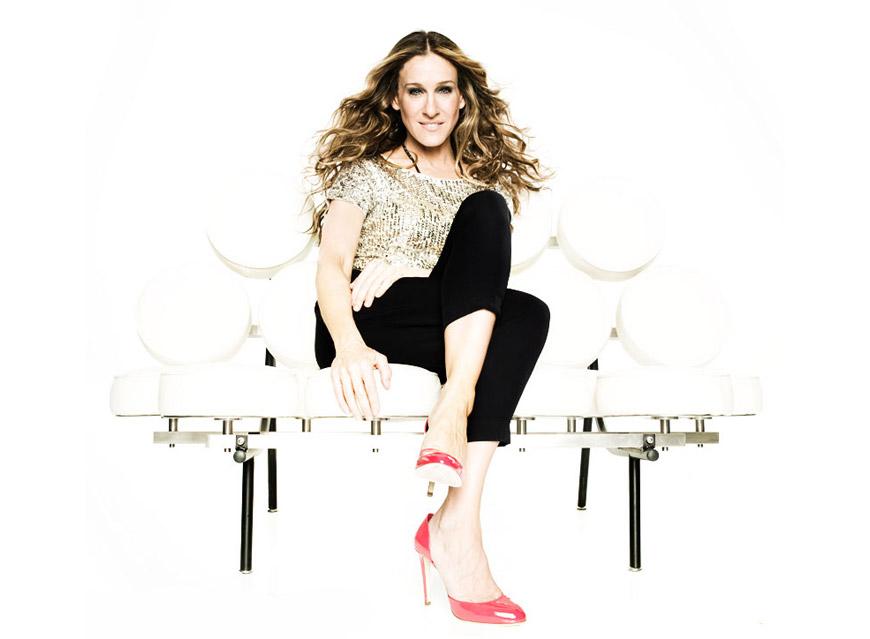 Hvězda seriálu Sex ve městě Sarah Jessica Parker představuje svoji v pořadí již druhou kolekci obuvi pod značkou SJP.