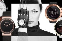 Pořád jste nedaly hodinkám jako módnímu doplňku sbohem? Podívejte se s námi na čtyři recenze dámských hodinek v pánském stylu z obchodu Helveti.
