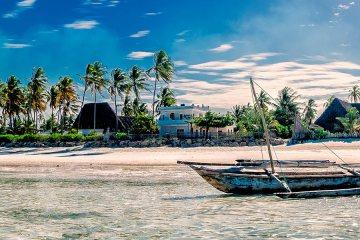 Zanzibar: dovolená snů na ostrově se skvostnými plážemi, památkami a kuchyní.