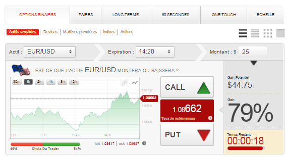 option binaire plateforme trading