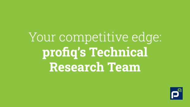 article about our Technical Research Team